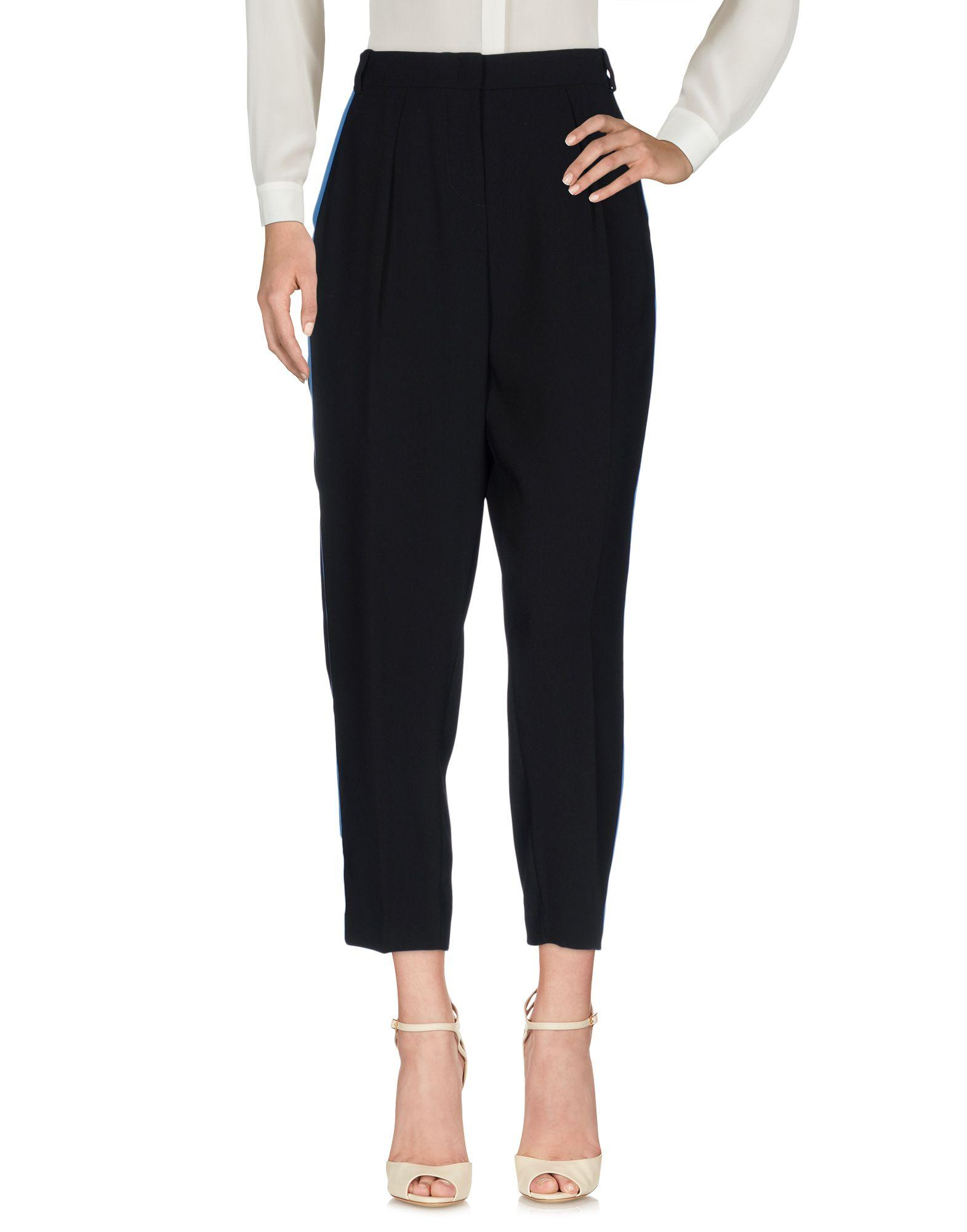 Pinko Casual Pants In Black