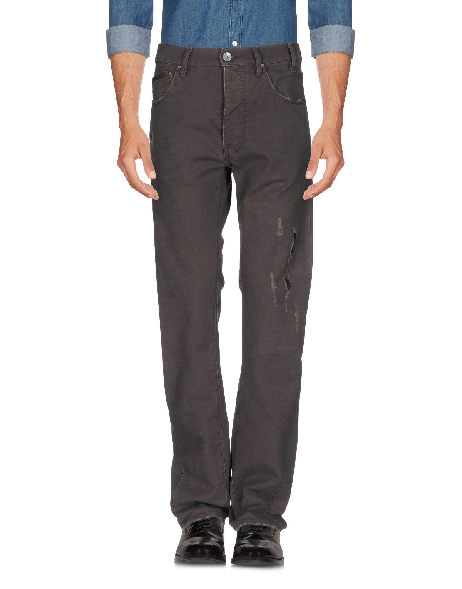 Novemb3r 5-pocket In Grey