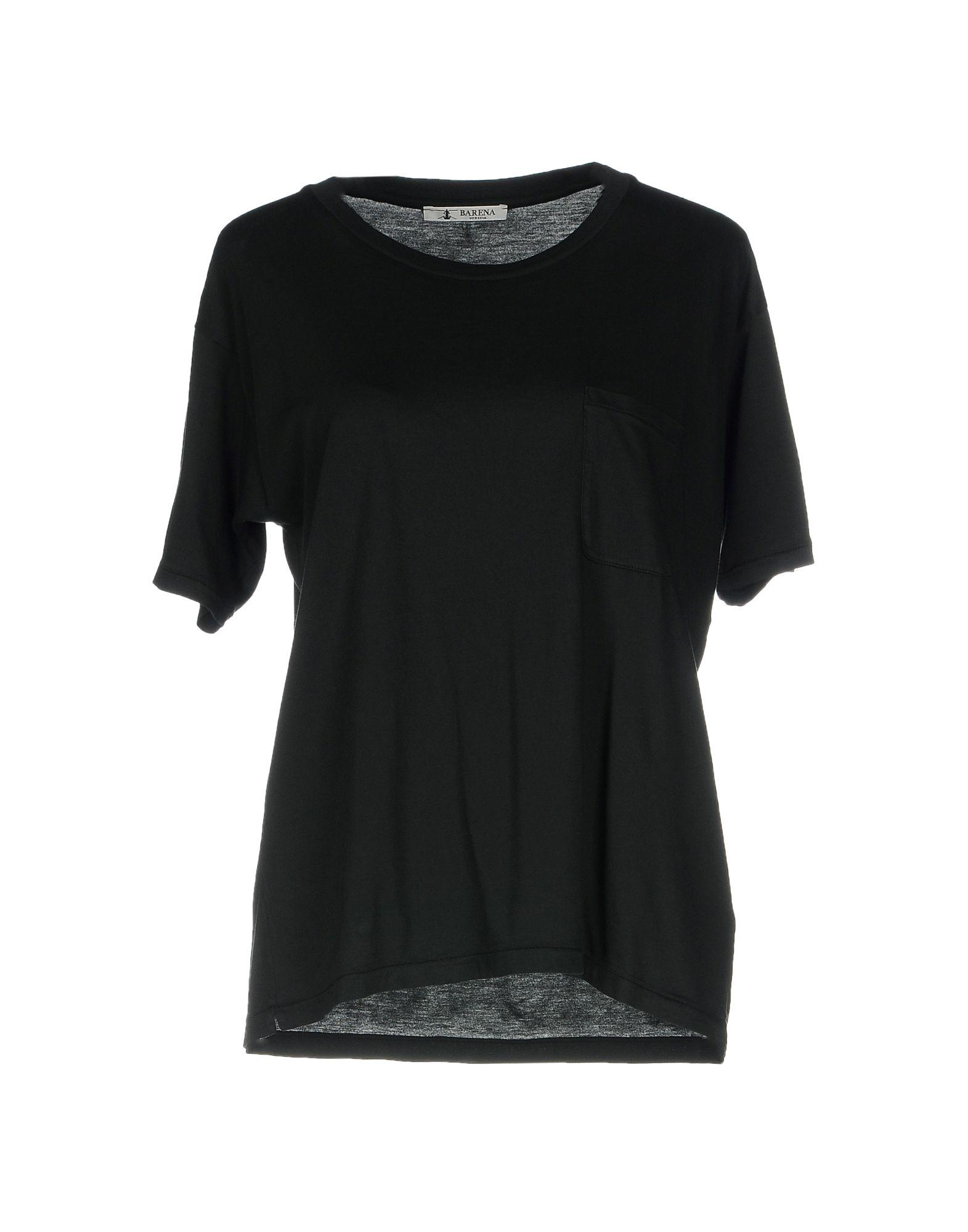 Barena Venezia T-Shirt In Black