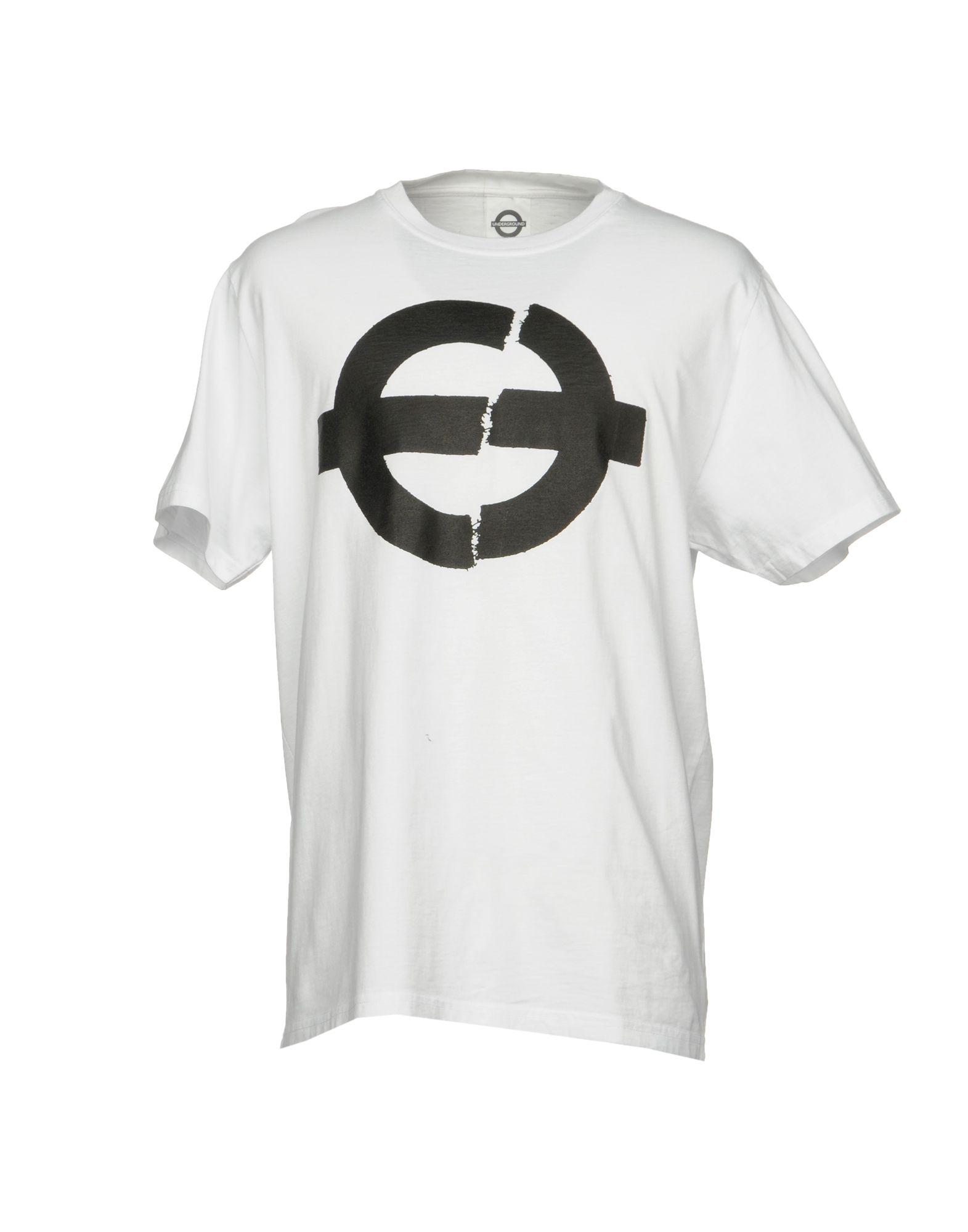 Roundel London T-Shirts In White