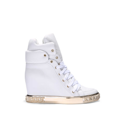Casadei Sneakers In White