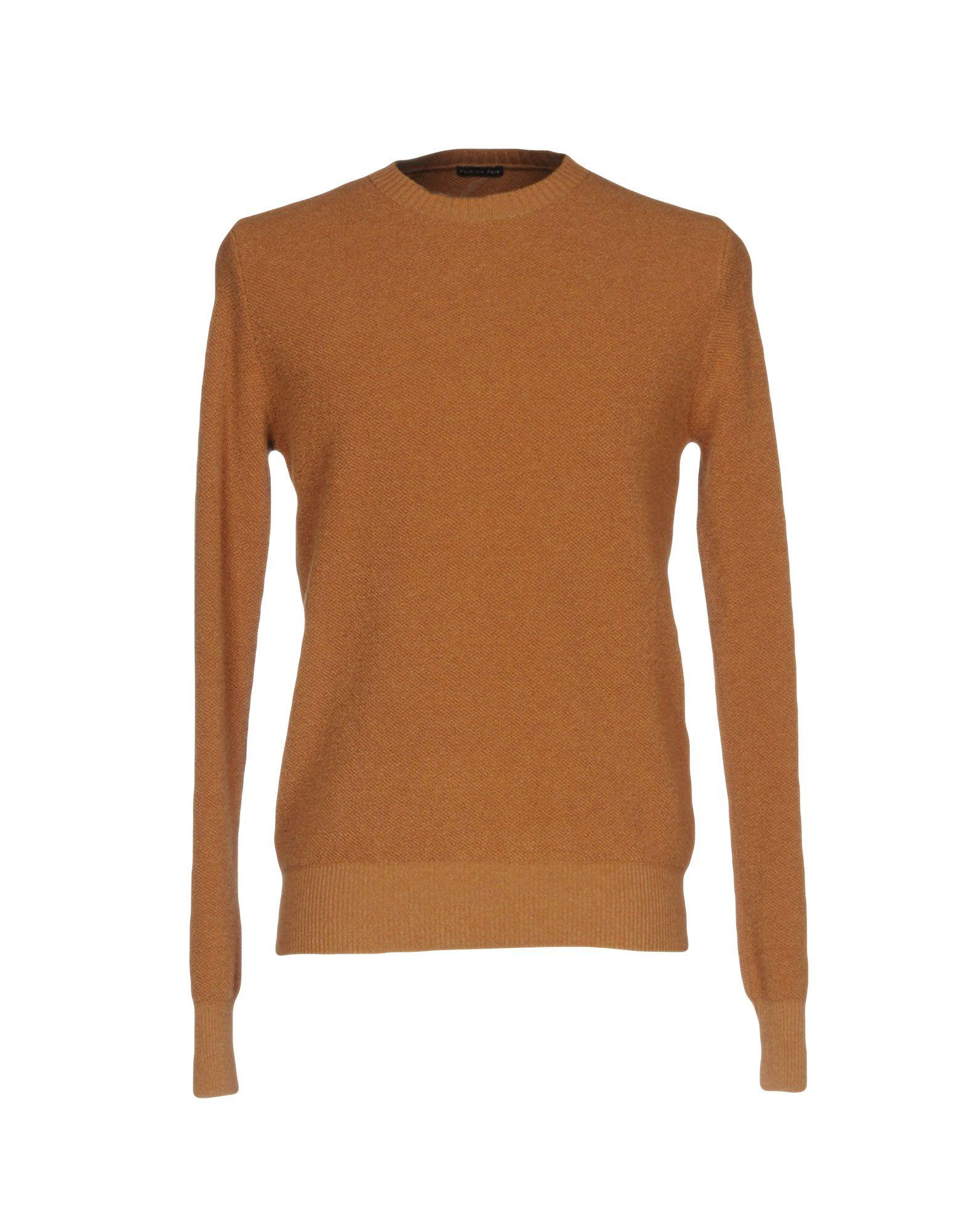 Patrizia Pepe Sweaters In Camel