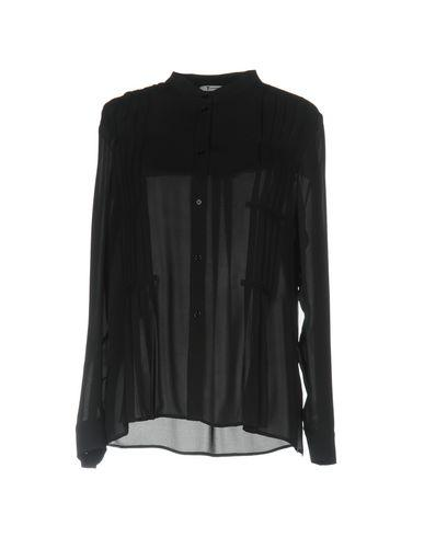 T By Alexander Wang Shirts In Black