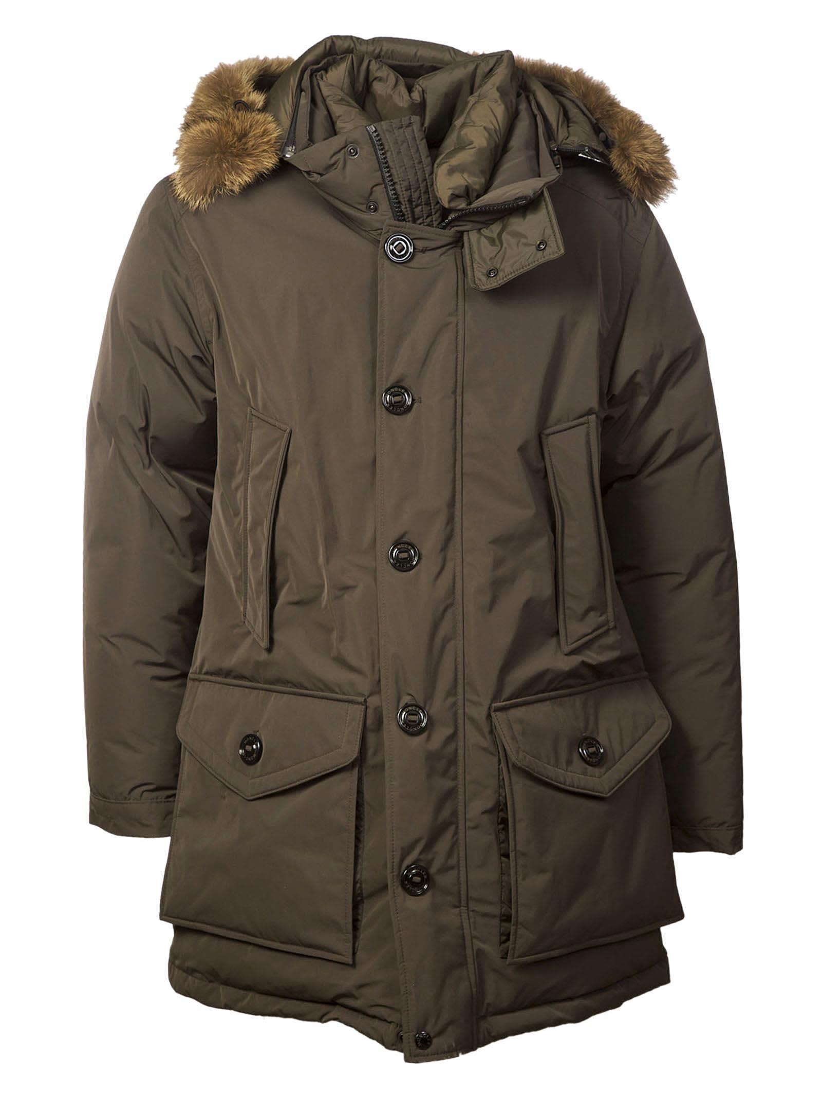 cheap for discount 12c0f 0aa41 River Parka in Verde