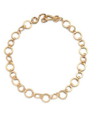 Stephanie Kantis Regency Chain Necklace In Gold