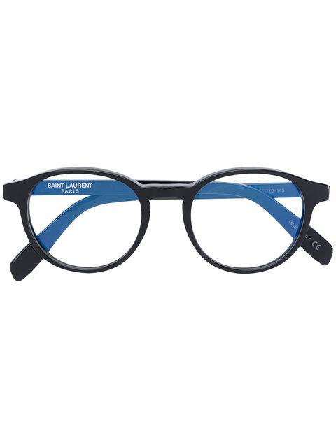 Saint Laurent Eyewear Sl 191 Glasses - Black