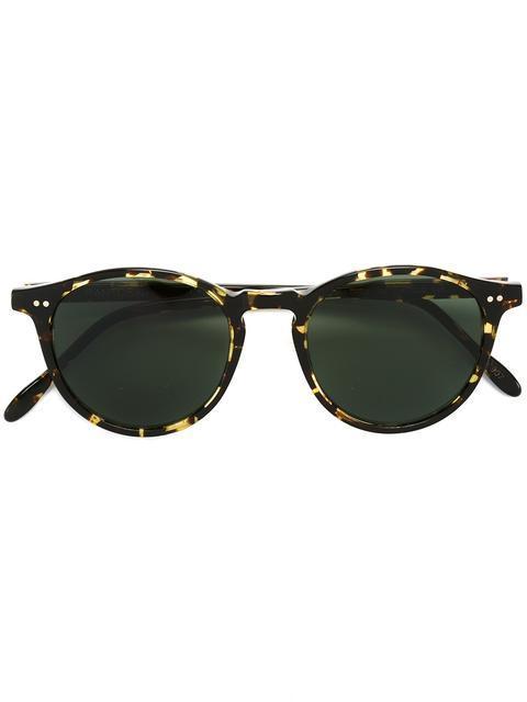Pantos Paris Tortoiseshell Cat Eye Sunglasses