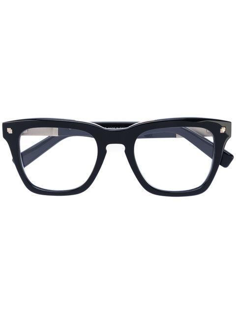 Dsquared2 Eyewear Square Frame Glasses - Black
