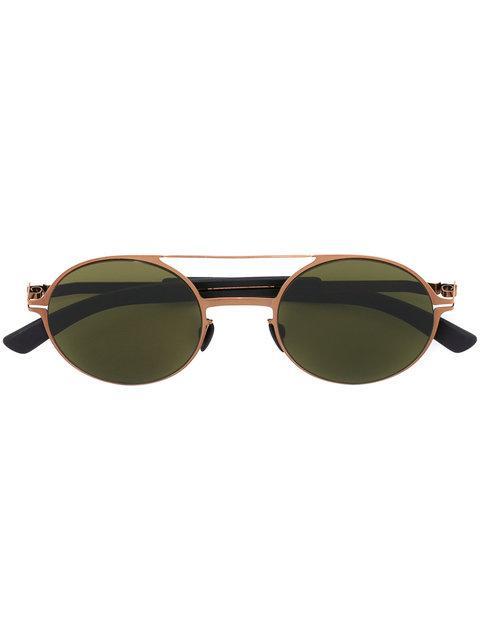 Mykita Mylon Hybrid Lupine Sunglasses