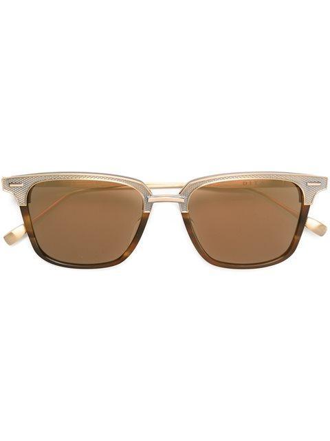 Dita Eyewear 'oak' Sunglasses In Neutrals