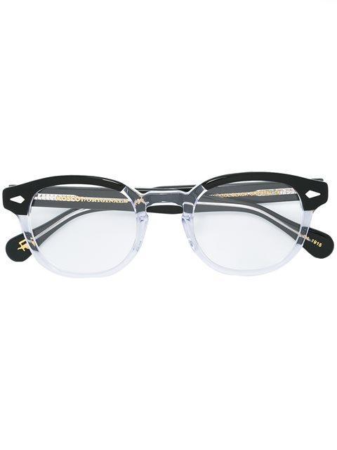 Moscot Lemtosh Glasses In Black