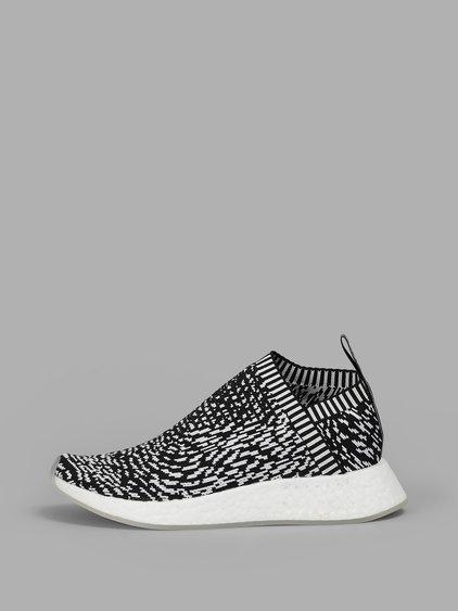 7e504d7d3 Adidas Originals Adidas Black And White Nmd Cs2Pk Sneakers
