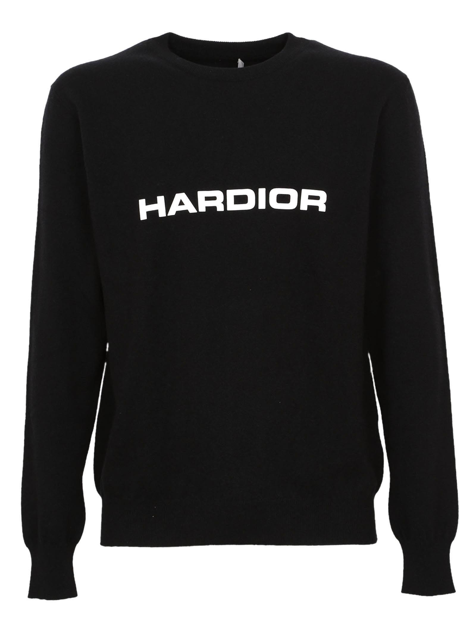 b911b62825b Dior Homme Hardior Print Sweater In Black