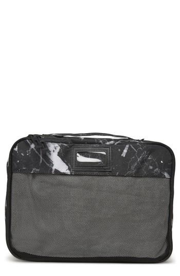 A place for everything and everything in its place  This smartly set-up  travel system features a set of four packing cubes and a water-resistant  pouch for ... 476cefe08d08e