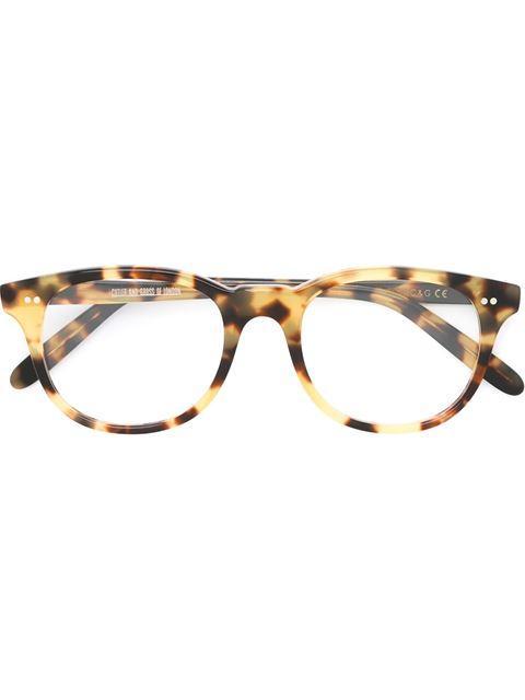Cutler And Gross Cutler & Gross Round Shaped Sunglasses - Brown