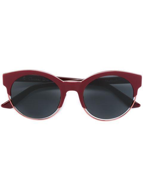 Dior Eyewear 'sideral' Sonnenbrille - Rot