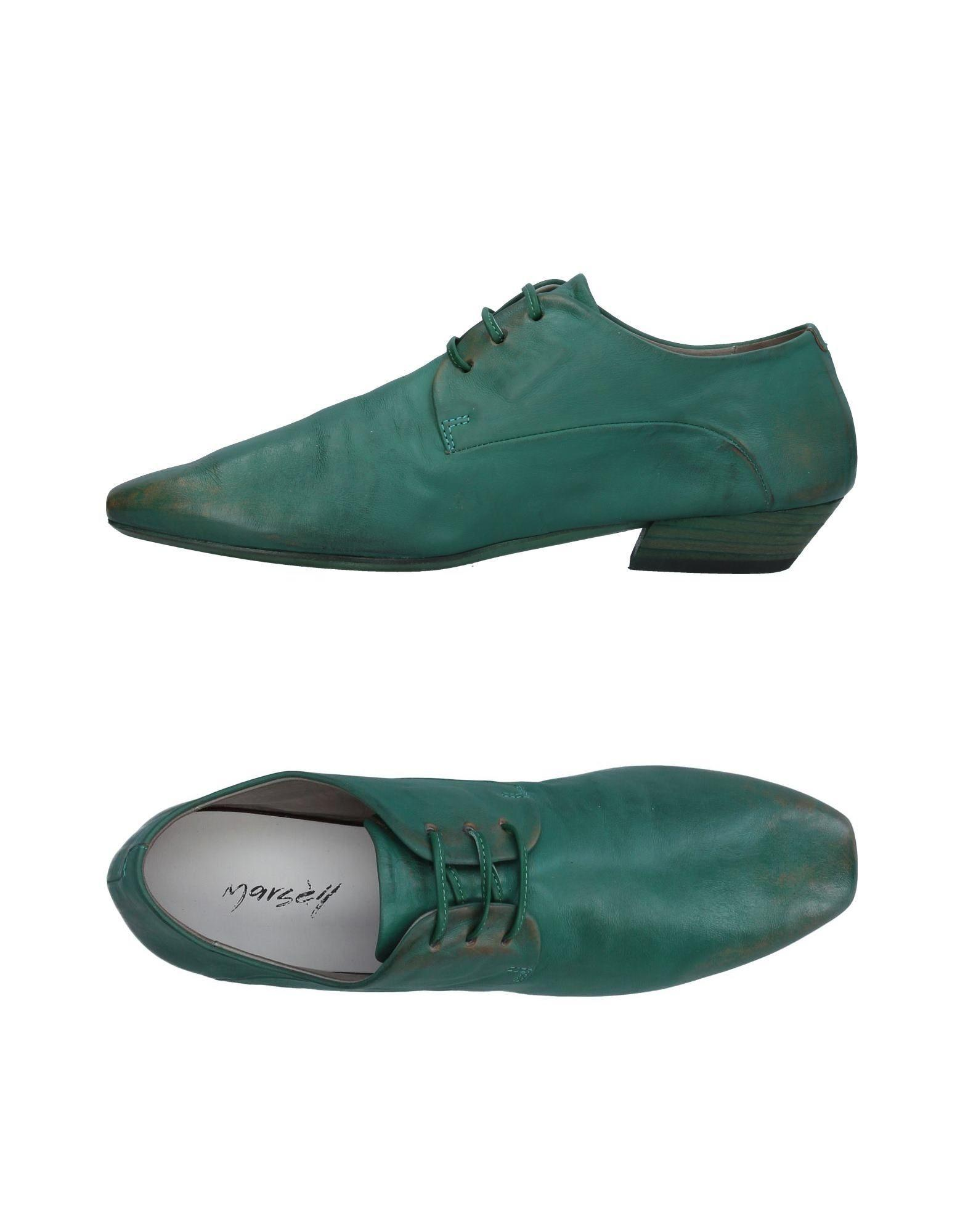 MarsÈLl Lace-Up Shoes In Green