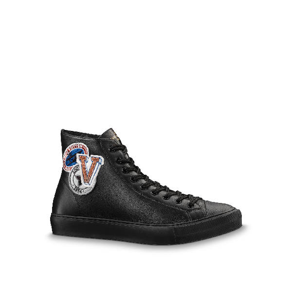 bdc41c5f2f99 Louis Vuitton Tattoo Sneaker Boot