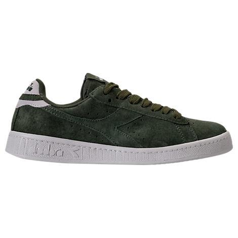 e86f351ce96d4 Men's Game L Low Casual Shoes, Green