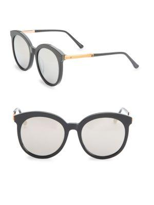 86d1ae955bd1 Gentle Monster Love Me Some Tale 55Mm Sunglasses In Grey Black ...