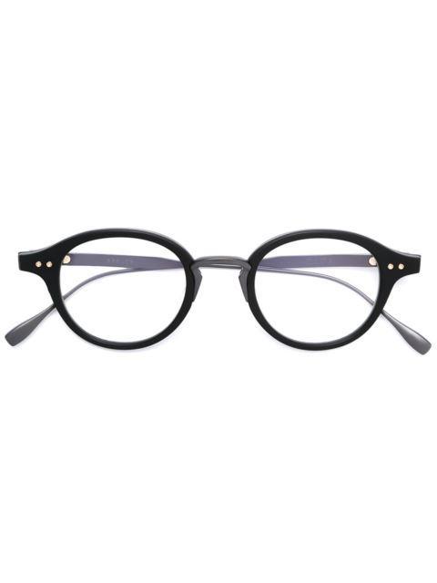 Dita Eyewear 'ash' Brille - Metallisch In Metallic