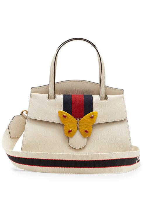 Gucci Linea Totem Medium Top Handle Bag In Female