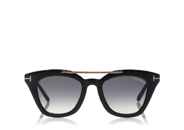 7356599f7f Tom Ford Black Anna Sunglasses