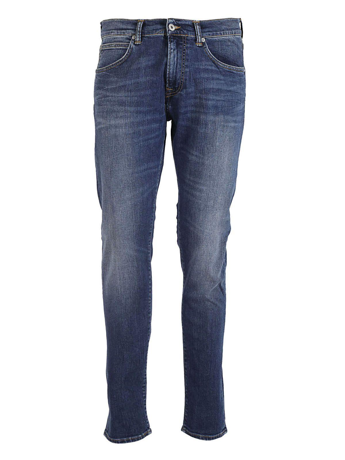 Edwin Slim-fit Jeans In Blue