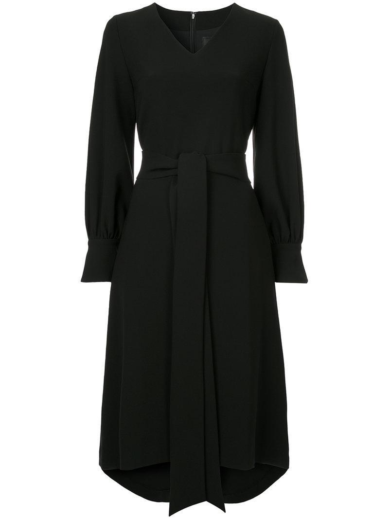 G.v.g.v. Cady Belted Dress
