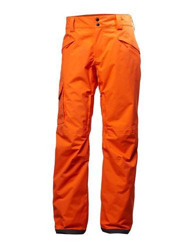 Helly Hansen Sogn Cargo Ski Pants-red