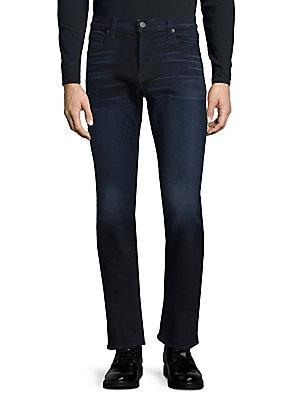 J Brand Kane Straight-Fit Jeans In Trench