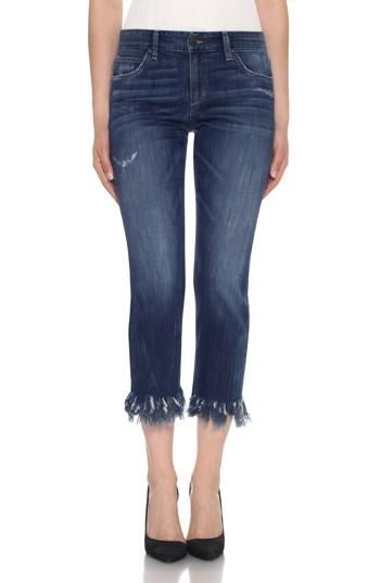Joe's Collector's - Ex-lover Crop Straight Leg Boyfriend Jeans In Brandee