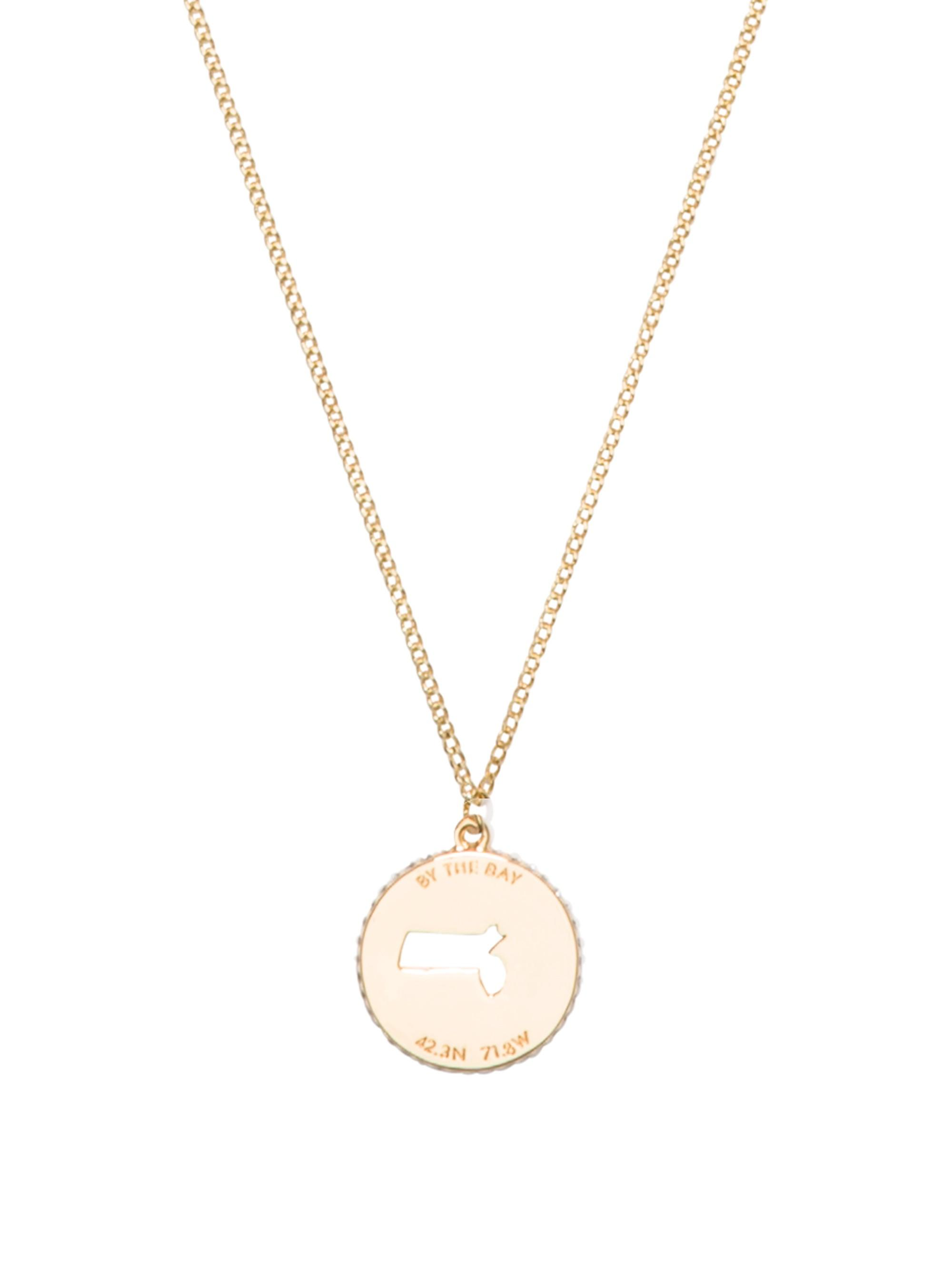 Kate Spade State Of Mind Pendant In Ma