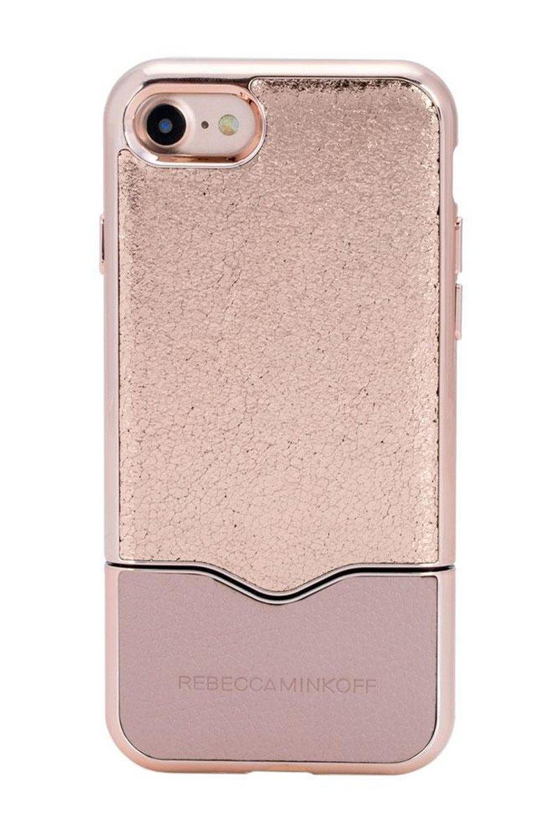 36e23e4b95d2 Rebecca Minkoff The Slide Case For Iphone 8 Plus   Iphone 7 Plus In Rose  Gold