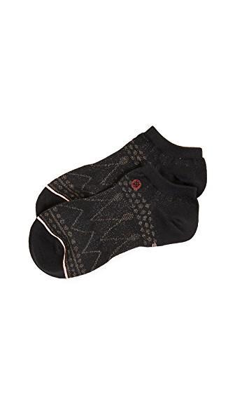 Stance Sparks Socks In Black
