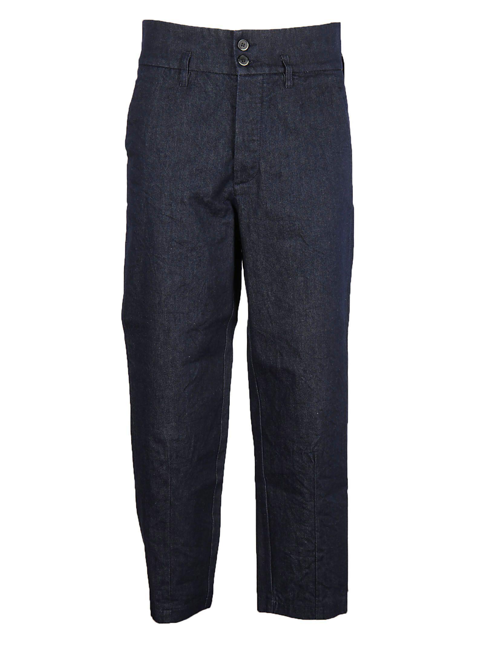 Barena Venezia Loose-fit Jeans In Blue