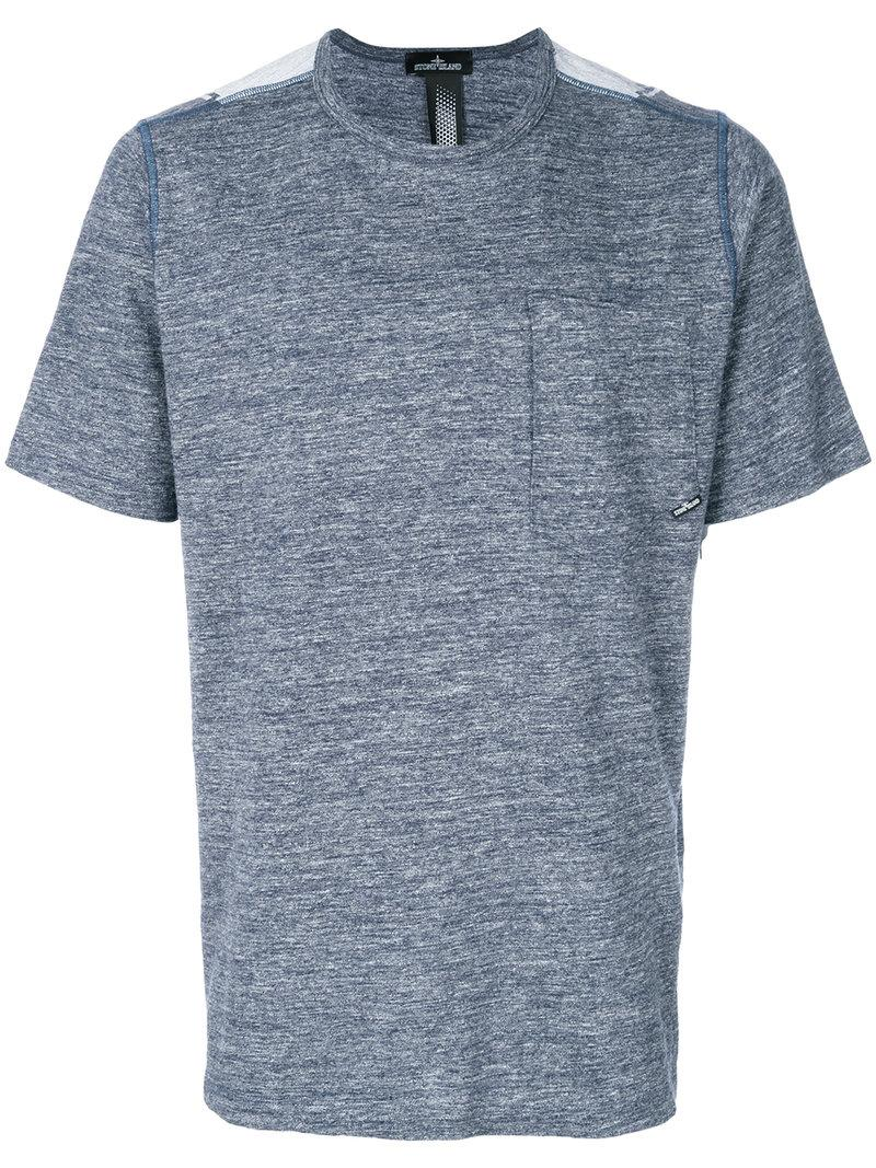 Stone Island Shadow Project Printed Short Sleeve T-shirt