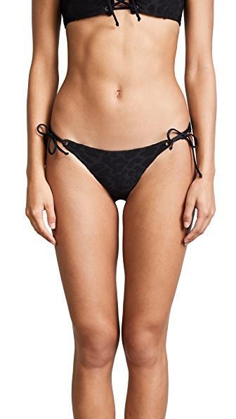 Tavik Rikki Bikini Bottoms In Black