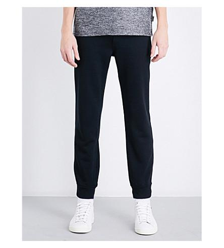 Ted Baker Pethan Jersey Jogging Bottoms In Navy