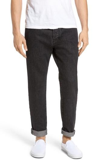 Tommy Hilfiger 90s Classic Straight Leg Jeans In Black