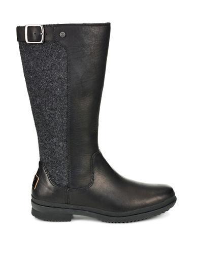 Ugg Janina Mid-calf Boots-black
