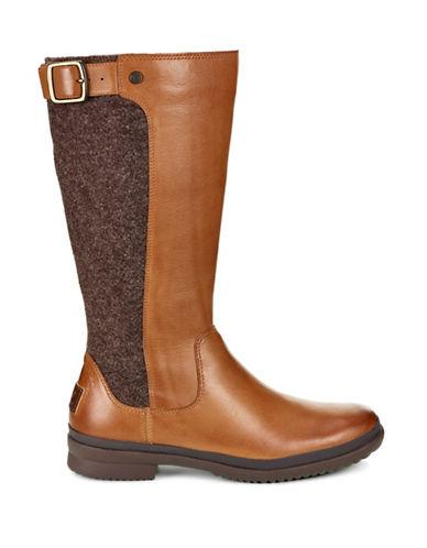 Ugg Janina Mid-calf Boots-chestnut