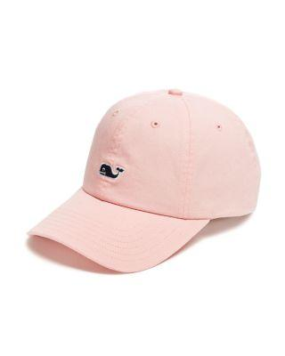 Vineyard Vines Whale Logo Cap - Pink In Flamingo