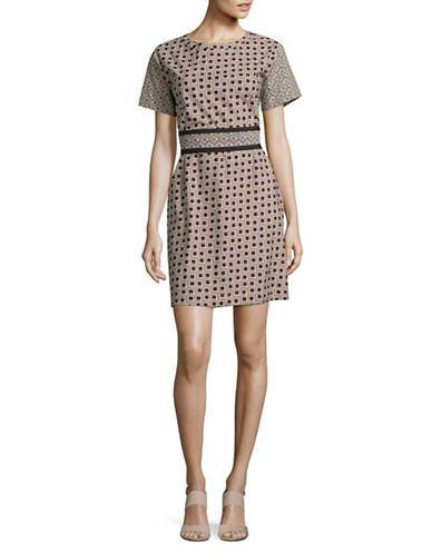 Weekend Max Mara Reflex Dress-multi