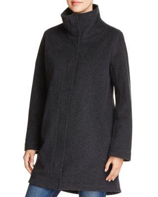 Pendleton Campbell Coat In Charcoal