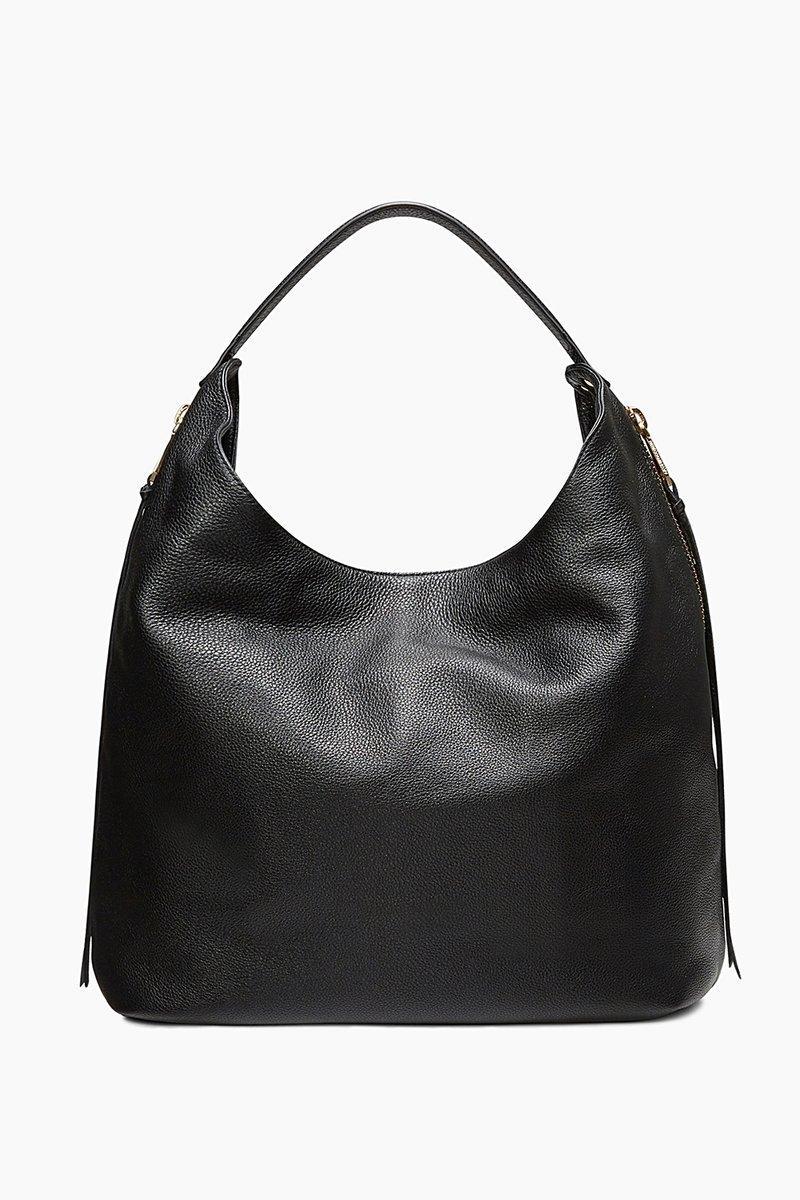 Rebecca Minkoff Bryn Double Zip Hobo | Hobo Bags In Black
