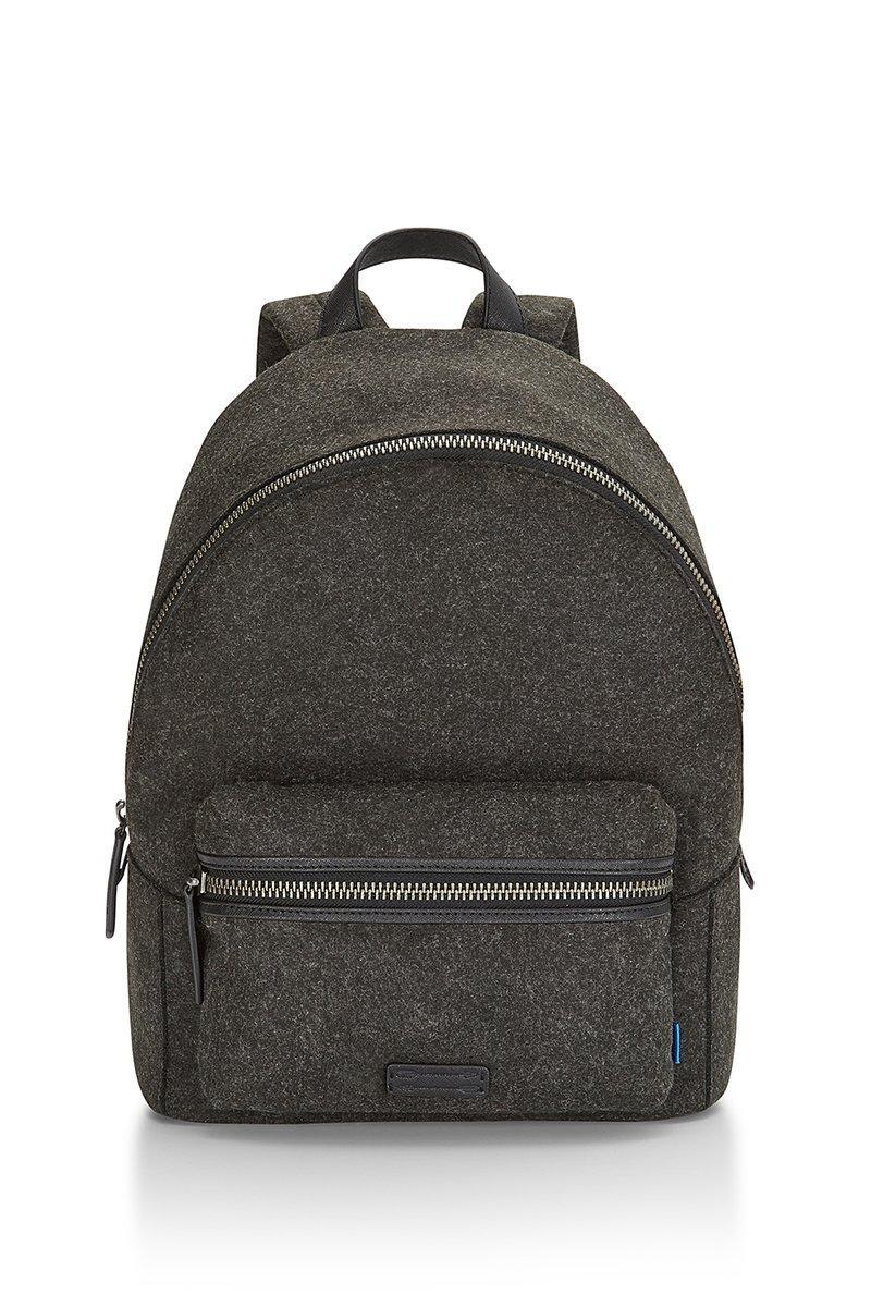 Rebecca Minkoff Paul Backpack In Charcoal