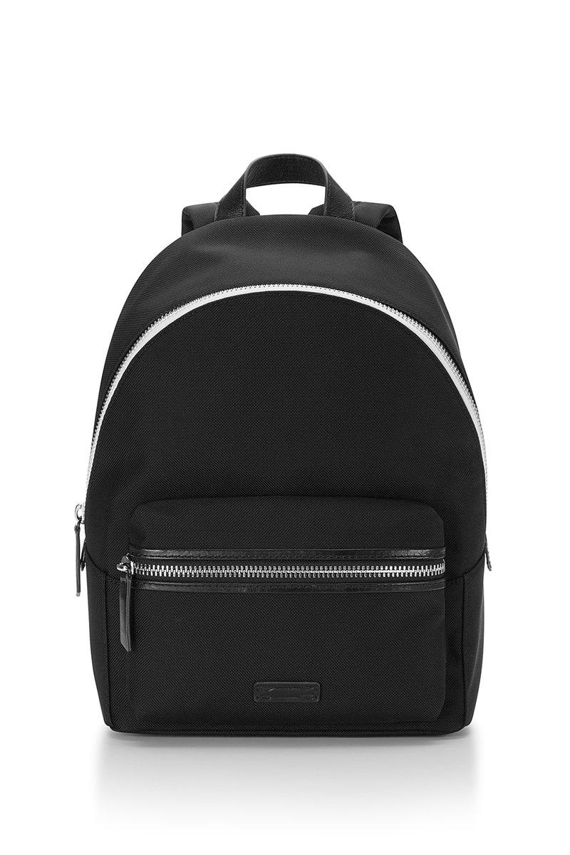 Rebecca Minkoff Black Classic Nylon Paul Backpack |