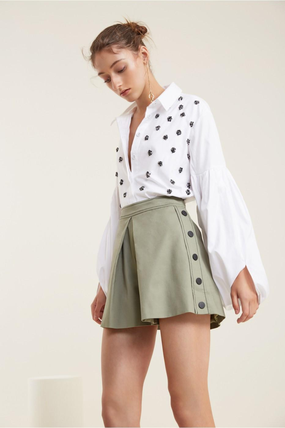 C/meo Collective Desire Short In Sage