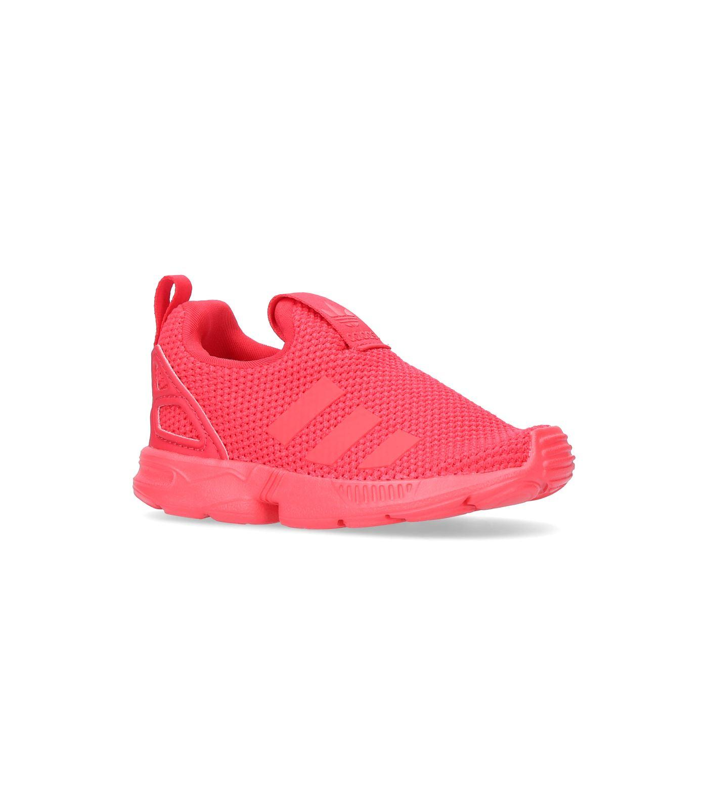 Adidas Originals Zx Flux 360 Sneakers In Red